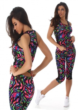 LEGGINGS SUIT SPORT L-43