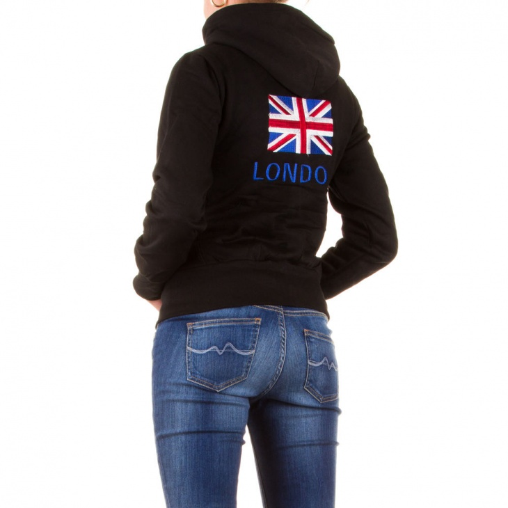 LONDON SWEATSHIRT WOMAN